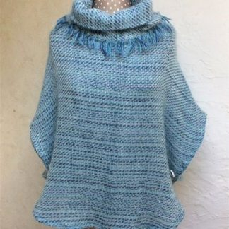 """Ponchos collection """"Plume"""""""